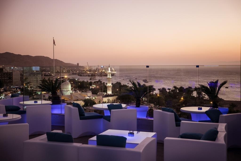Hotel Double Tree by Hilton - Aqaba