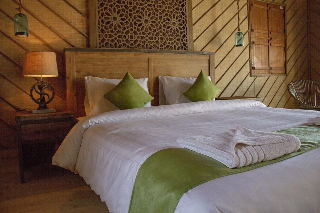 Sama Ras Al Jinz Resort luxe bungalow - Ras Al Jinz