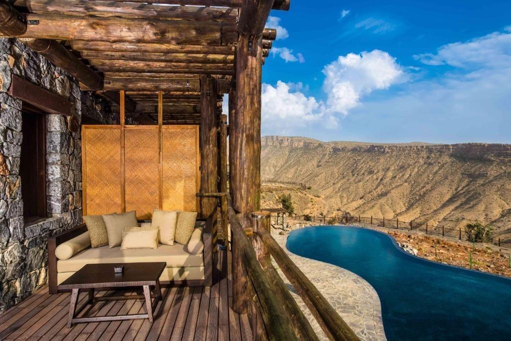 Hotel Alila Jabal Akhdar ridge view suite - Jabal Akhdar