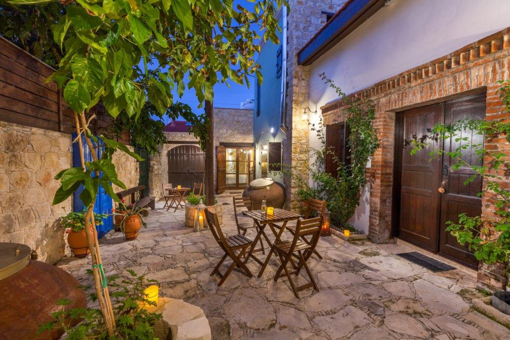 Oinoessa Traditional Boutique Guesthouses