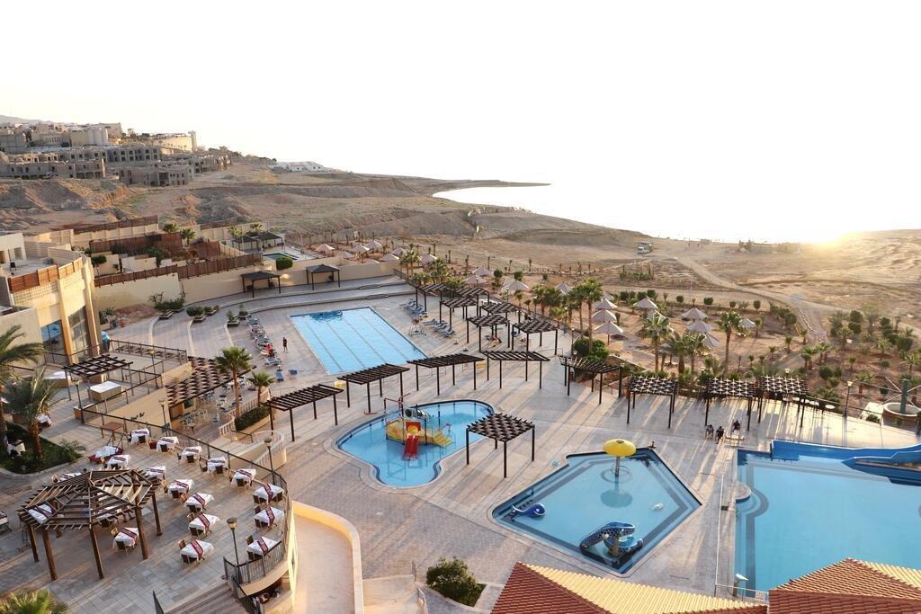 Hotel Dead Sea Spa - Dode Zee, Jordanië