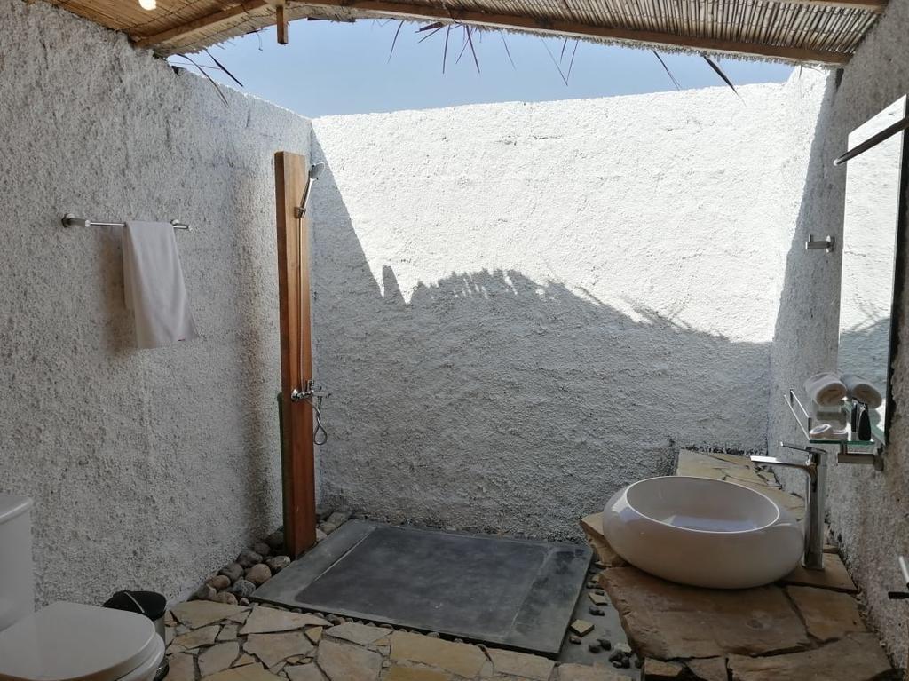 Sama Ras Al Jinz Resort standaard bungalow - Ras Al Jinz