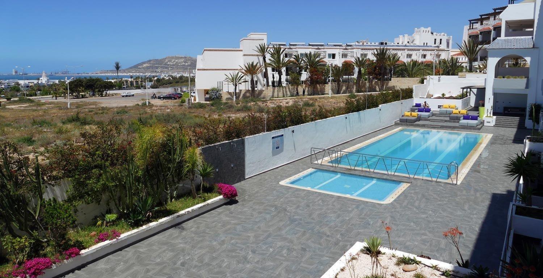 Hotel Ocean Atlantic View - Agadir