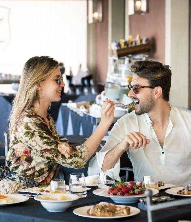 Metropole Taormina - Restaurant
