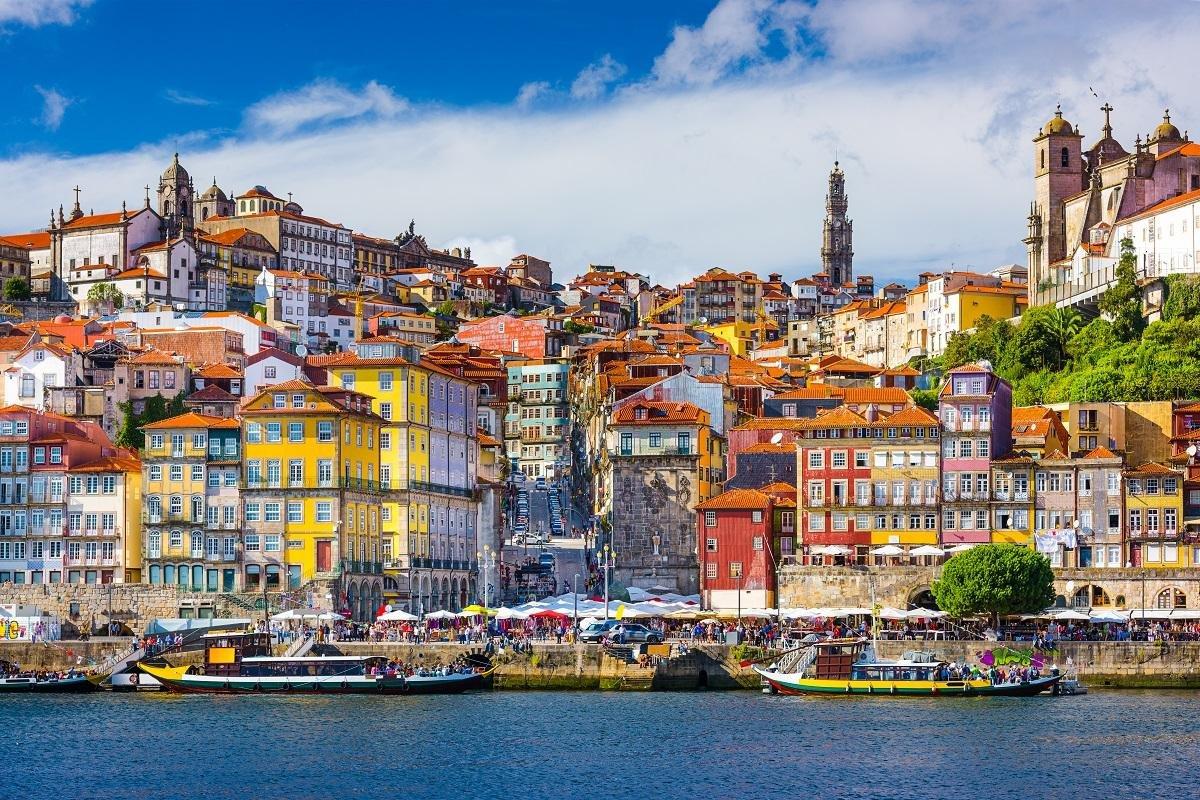 Portugal - Porto stad