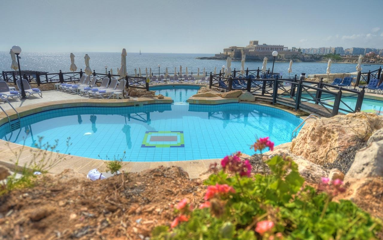 Hotel Radisson Blu Resort St. Julian's - Malta
