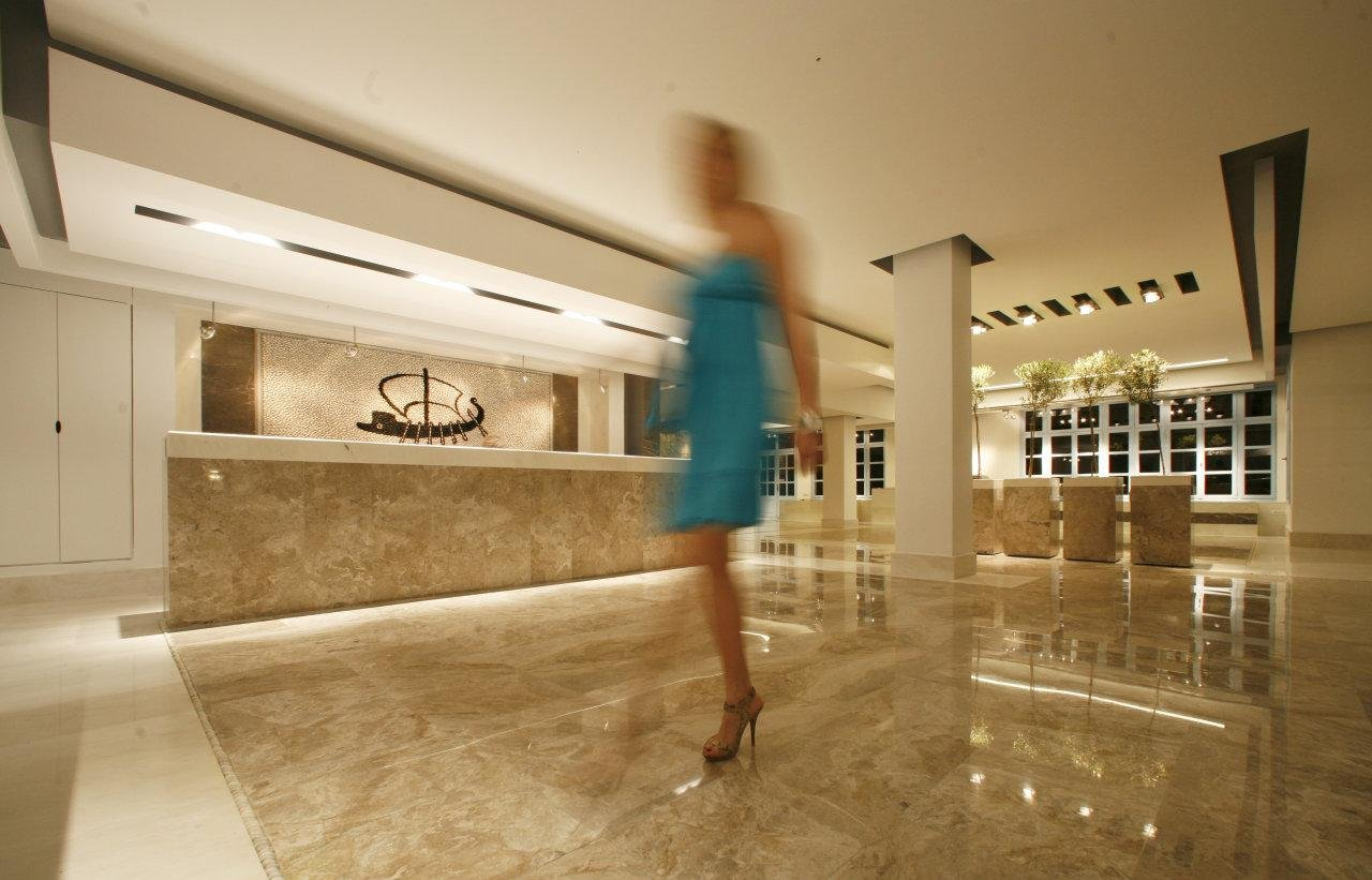 Hotel Pedi Beach - lobby