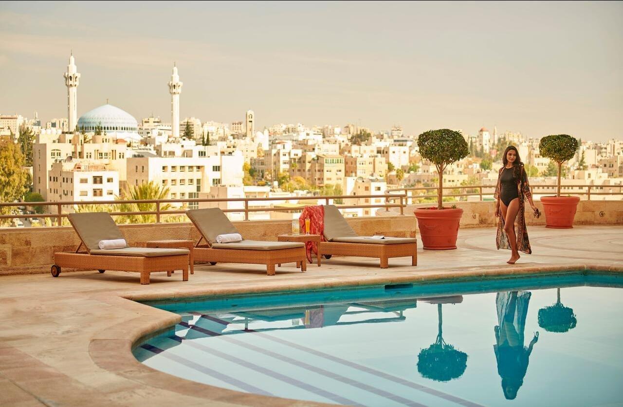 Hotel Grand Hyatt - Amman