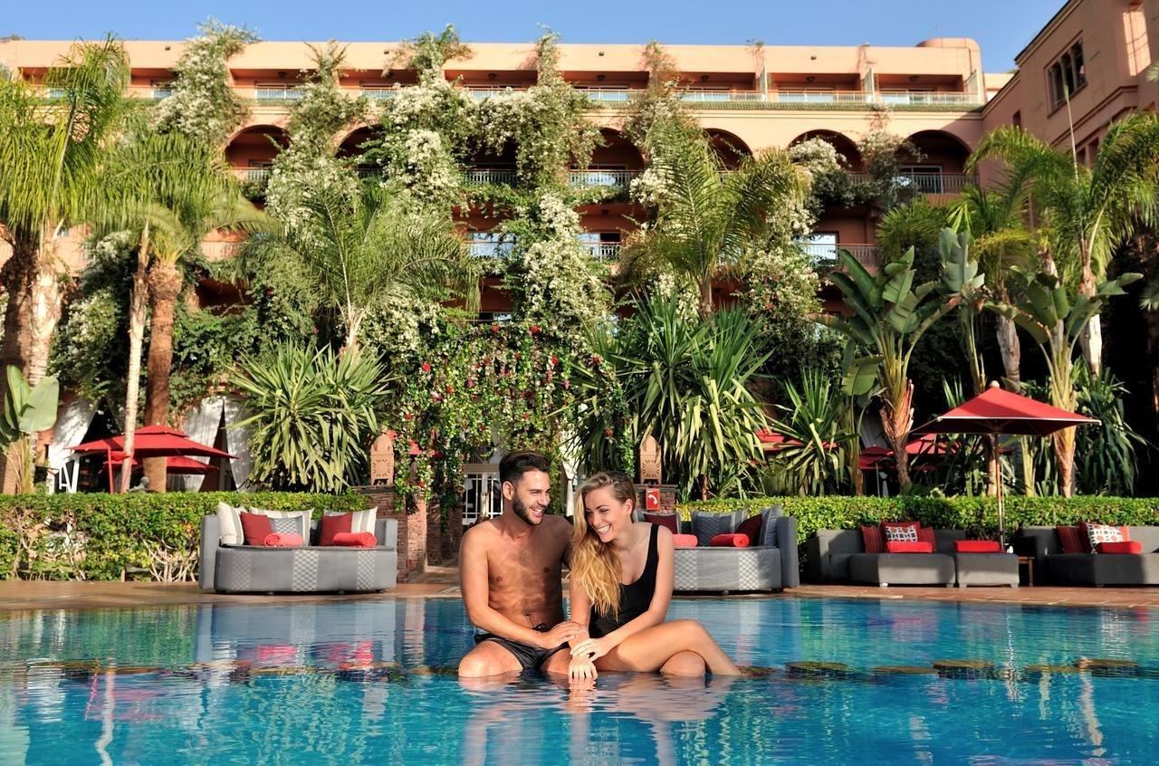 Hotel Sofitel Palais Imperial - Marrakech