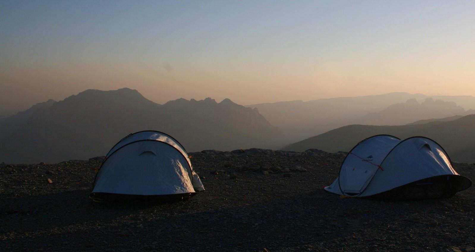 Kamperen - Oman