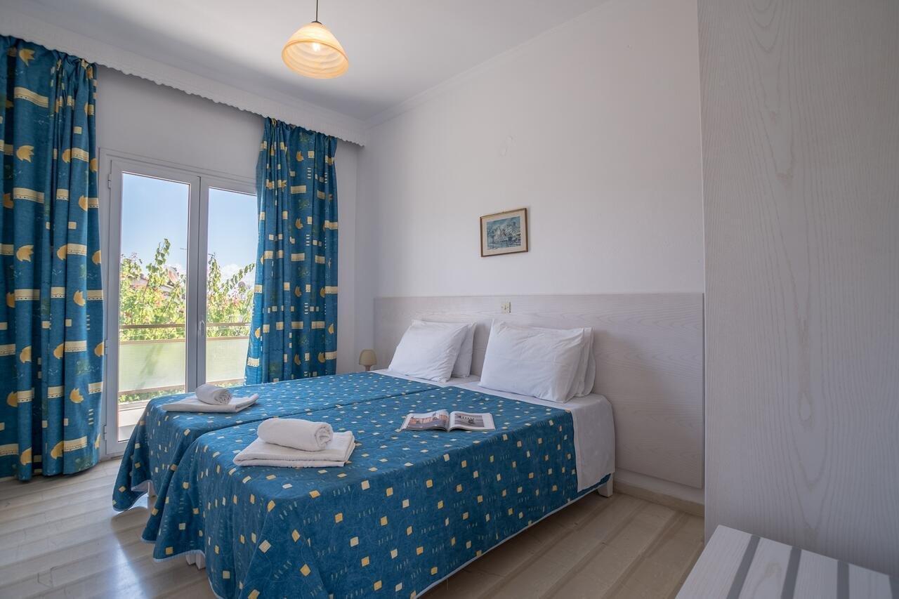 Appartementen Dimitra - slaapkamer