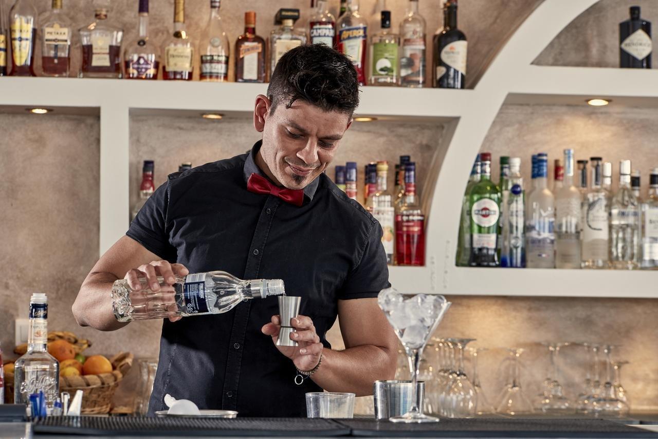 Hotel El Greco - bar