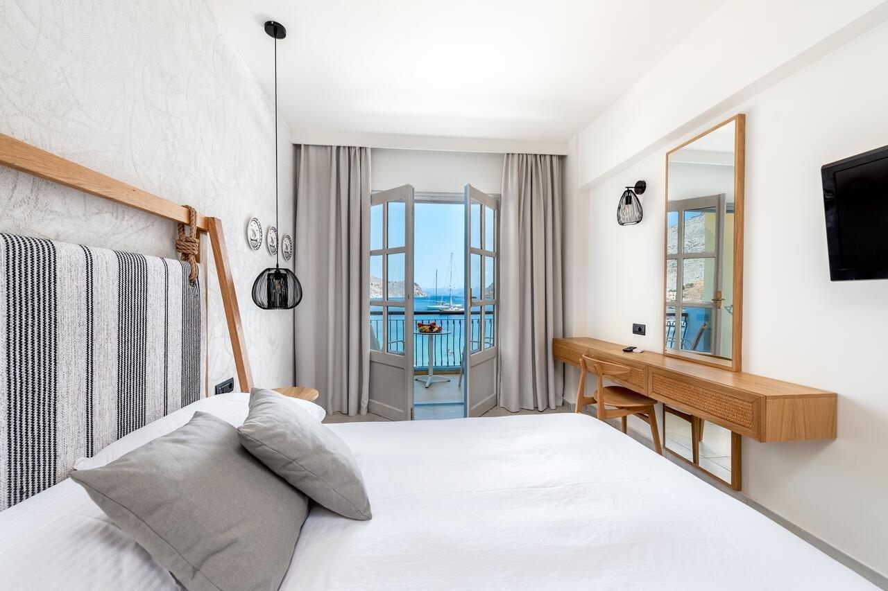 Hotel Pedi Beach - standaard kamer zeezicht