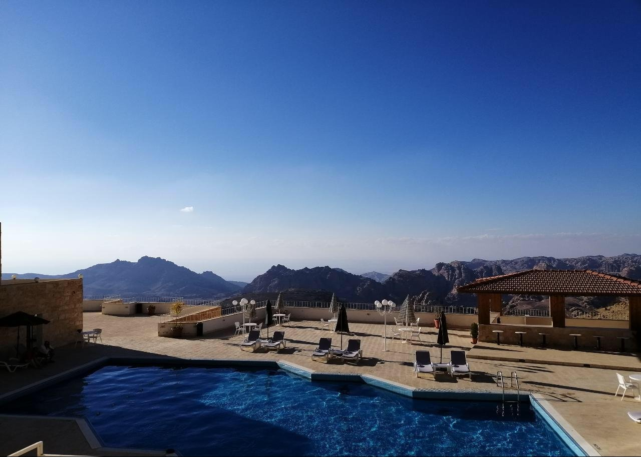Hotel Petra Panorama zwembad - Petra