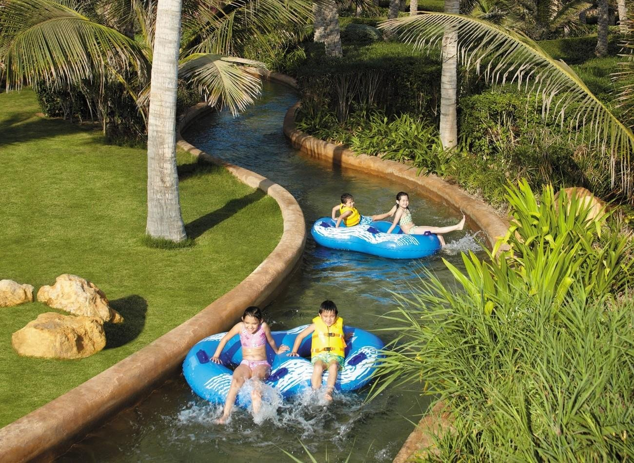 Hotel Shangri-La Al Waha Lazy River - Muscat