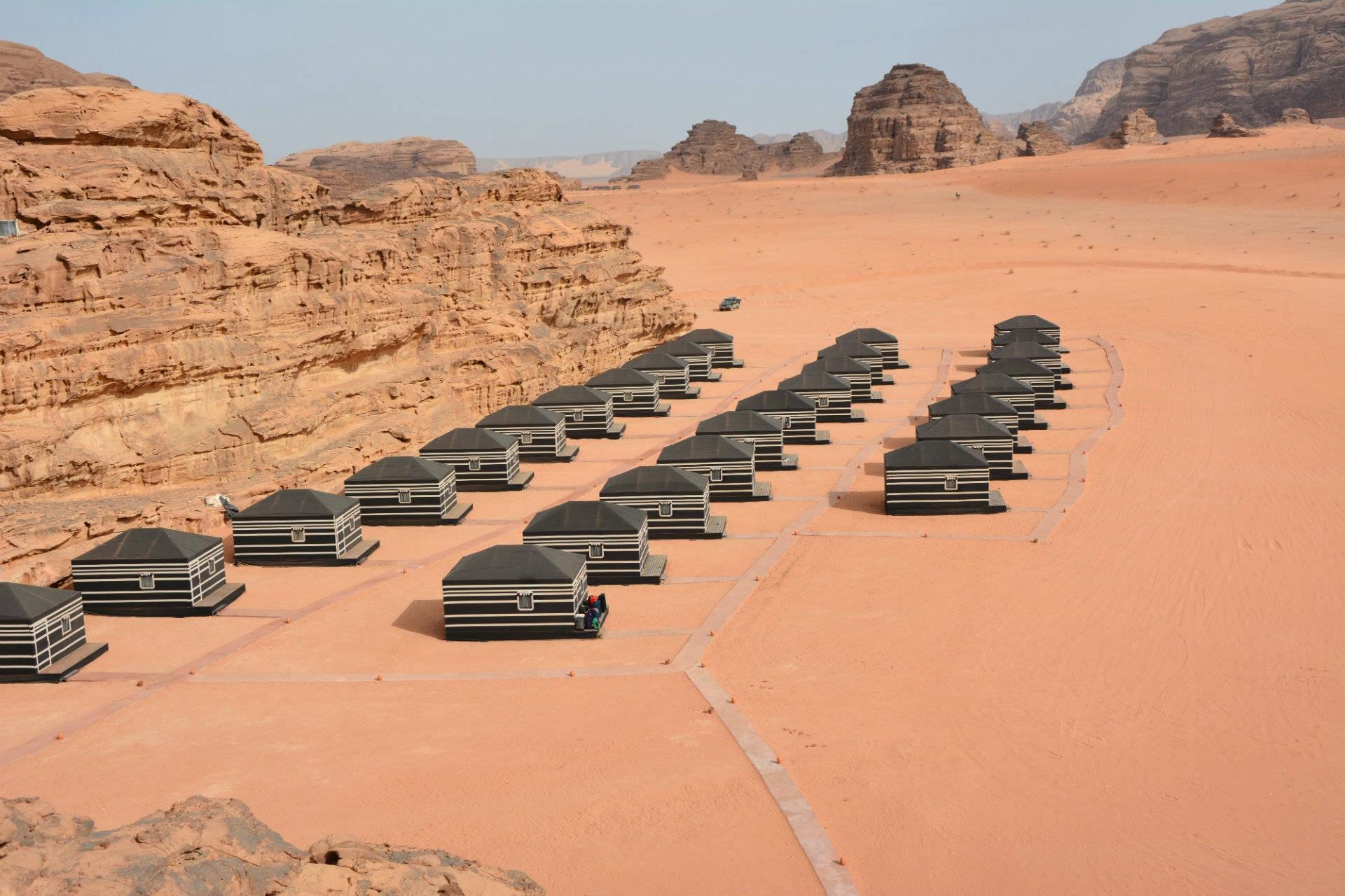 Space Village Camp - Wadi Rum