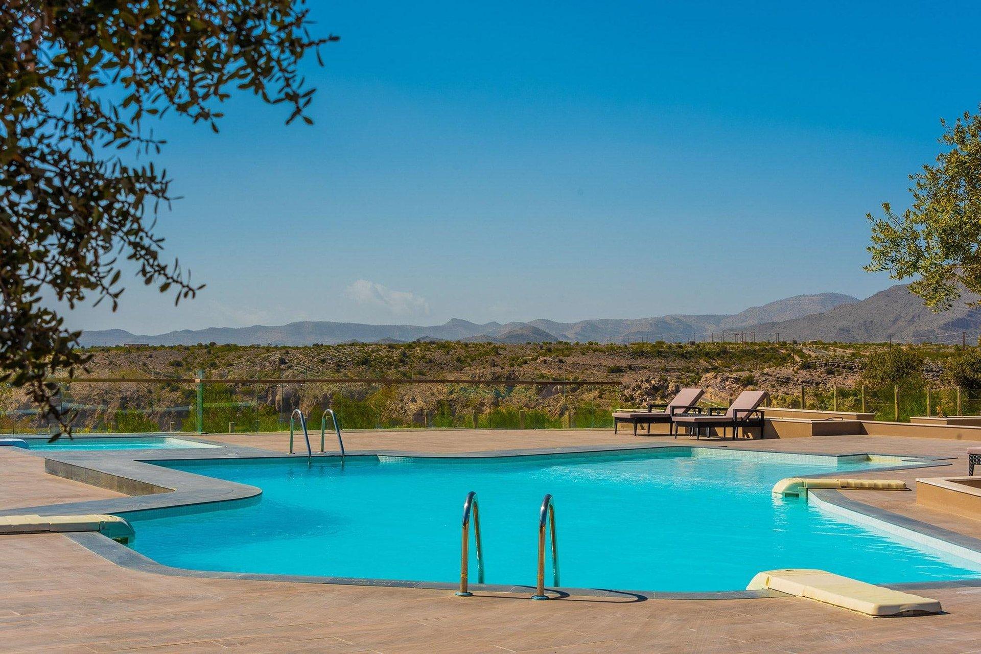 Sahab Resort & Spa - Jabal Al Akhdar