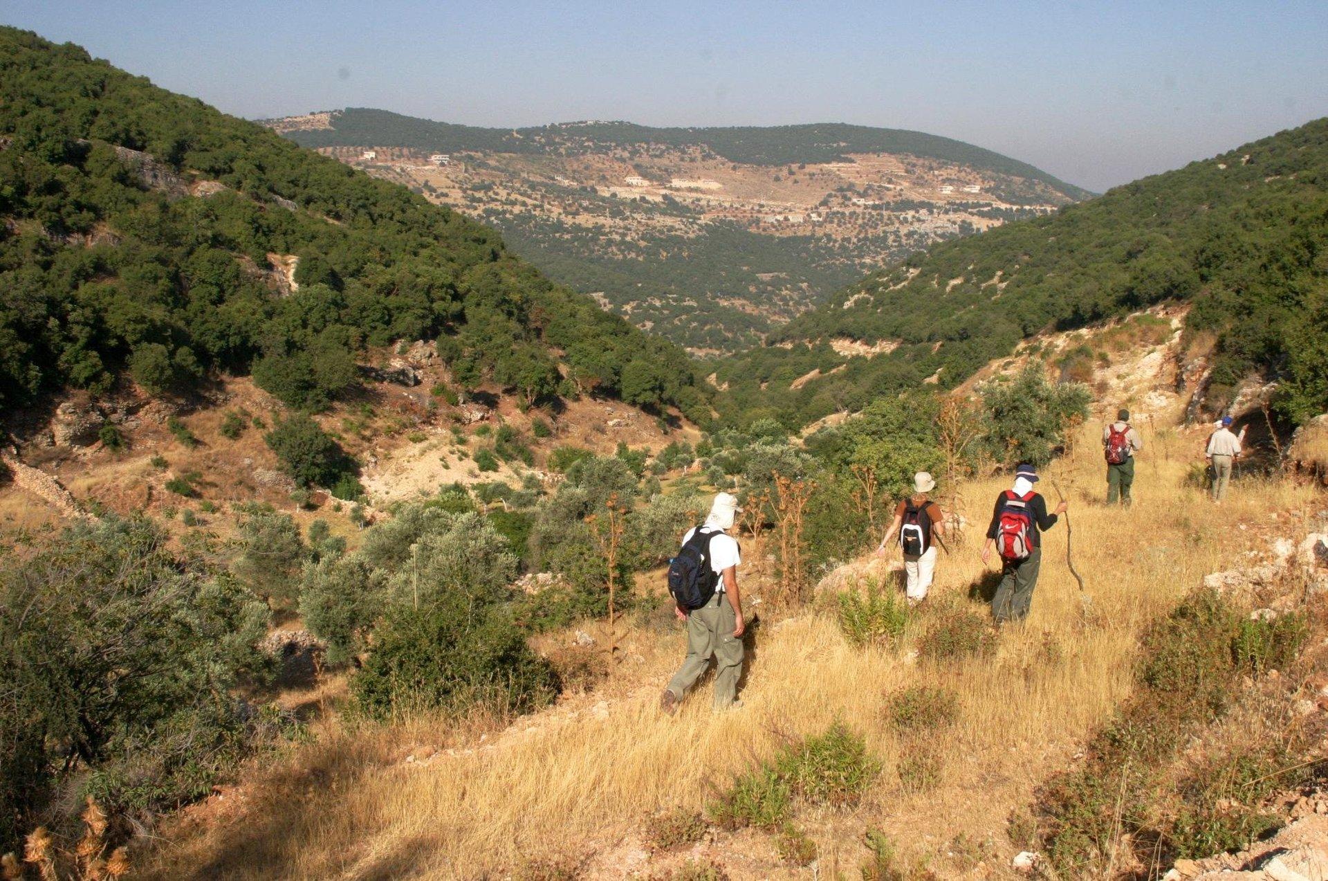 Rasoun Trail - Jordanië