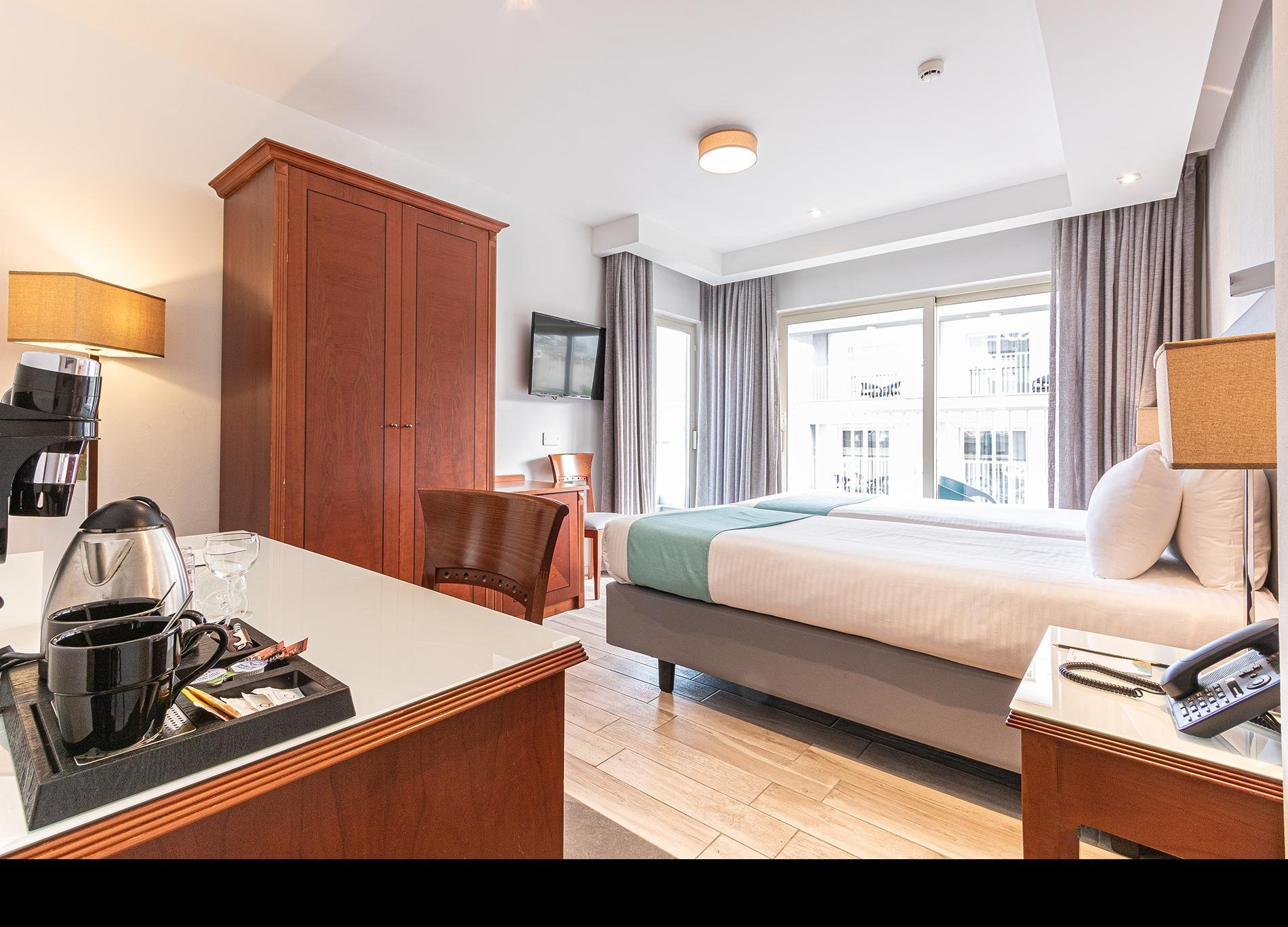 Hotel en appartementen Solana standaard kamer - Mellieha