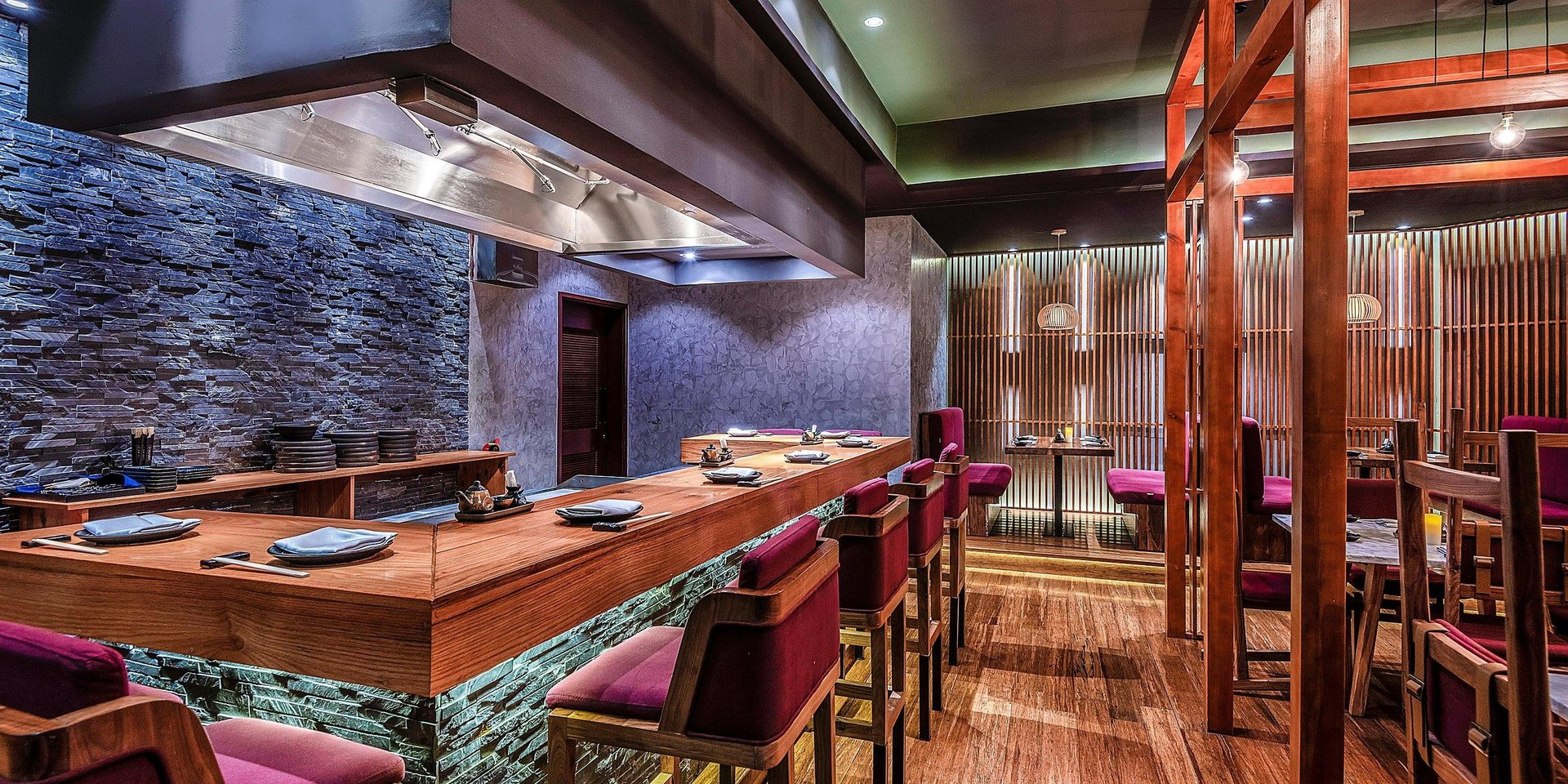 Hotel Intercontinental Muscat restaurant - Muscat