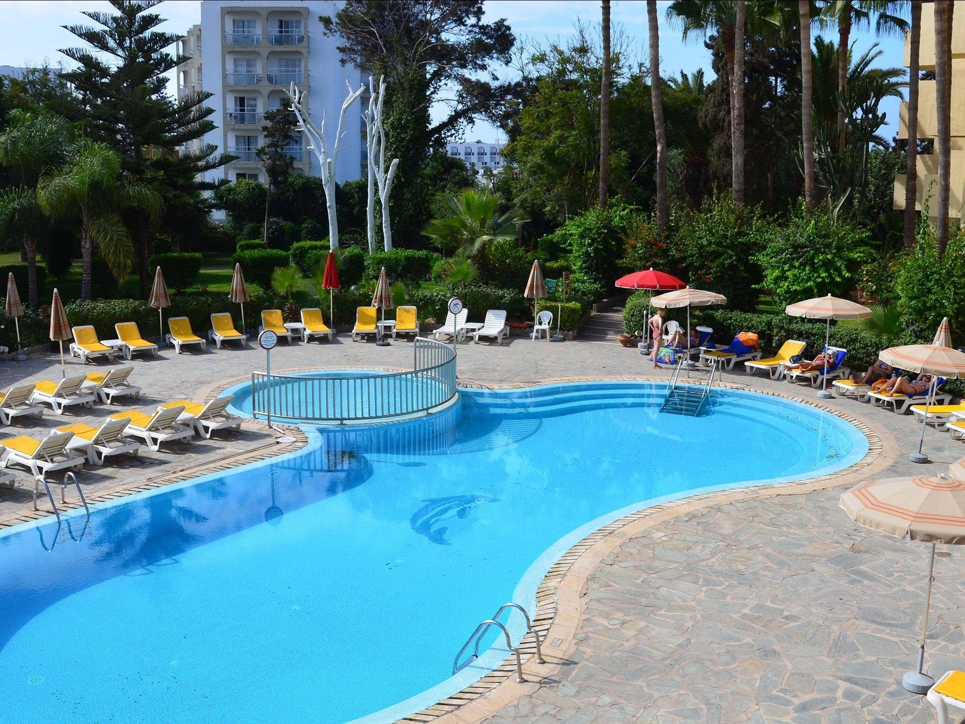 Hotel Odyssee Park - Agadir