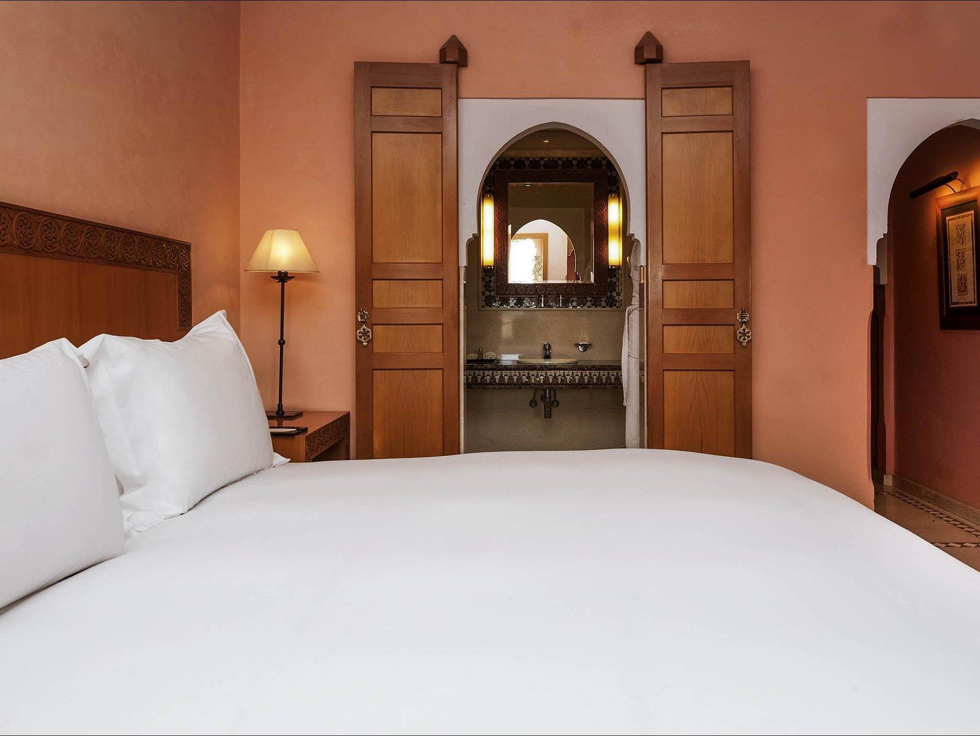 Hotel Sofitel Palais Imperial luxe kamer - Marrakech