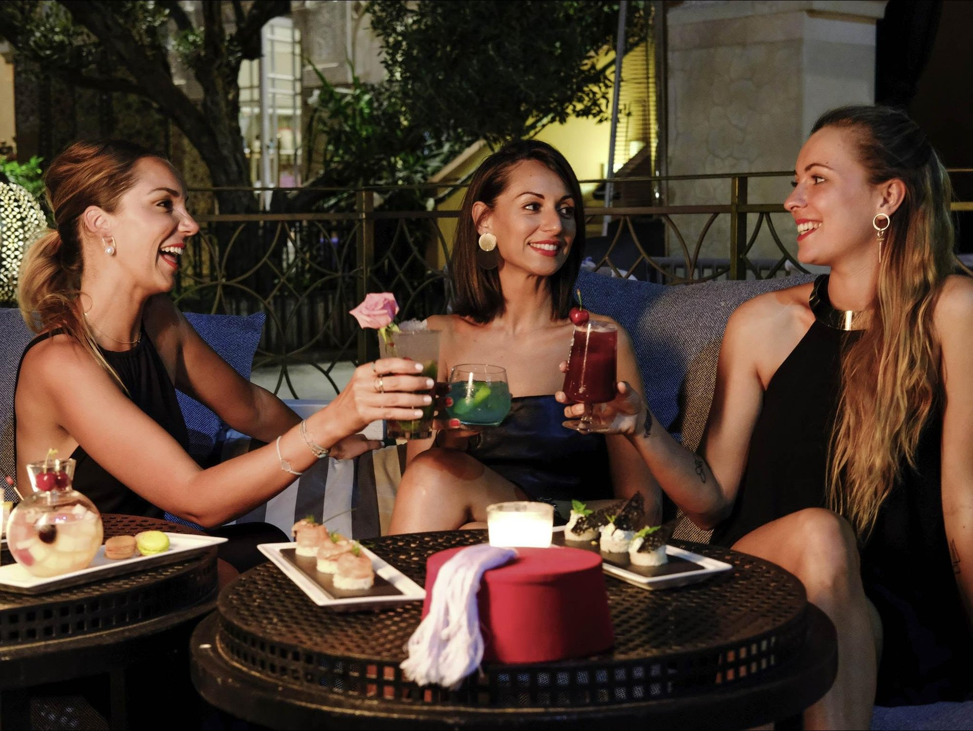 Hotel Sofitel Marrakech Lounge & Spa - Marrakech