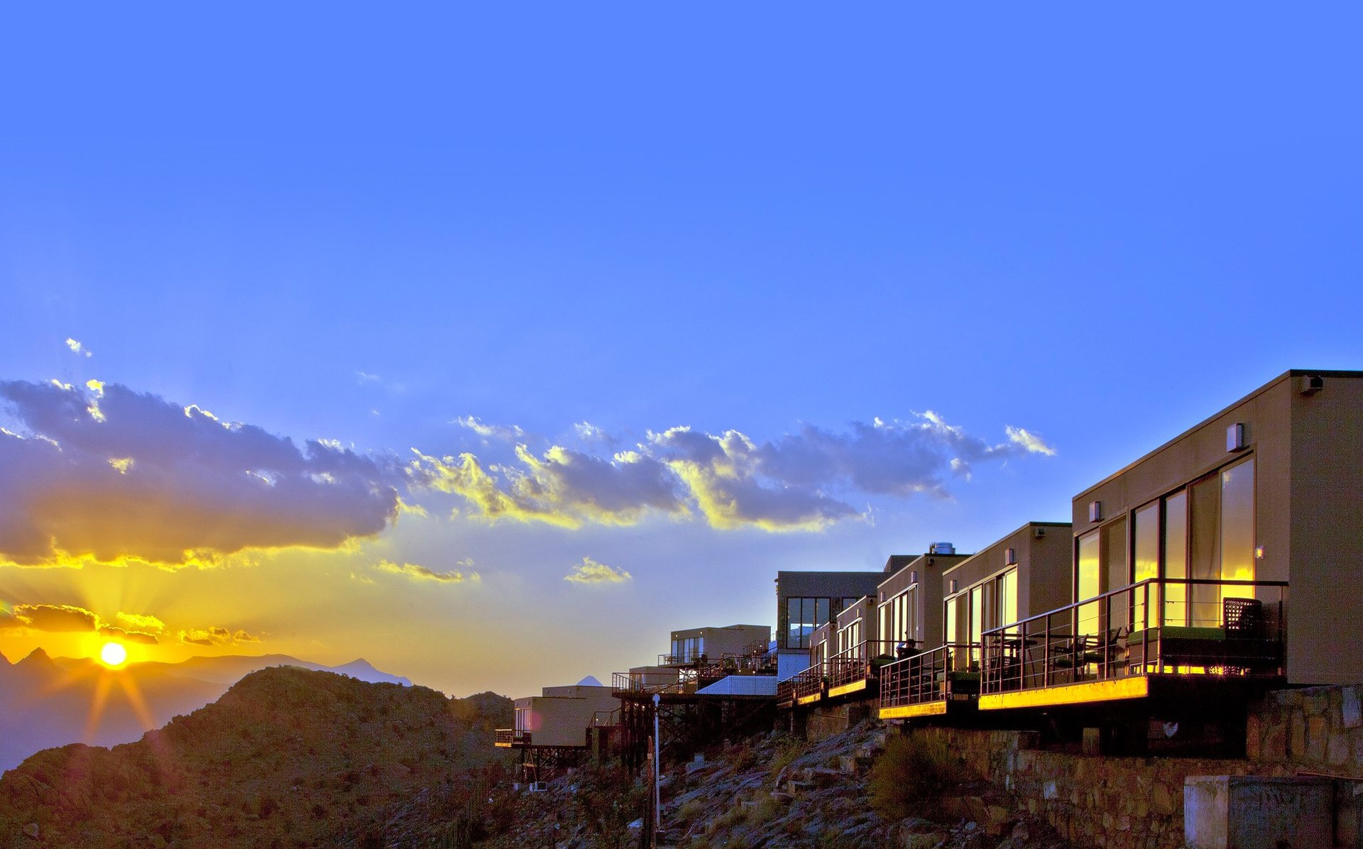 Hotel The View - Jebel Shams