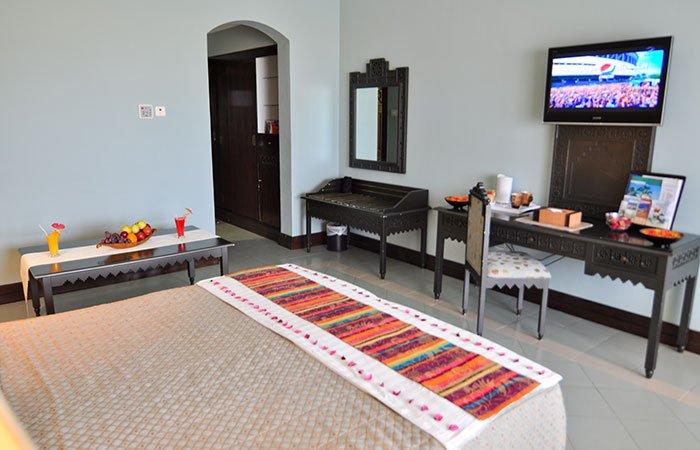 Masirah Island Resort luxe kamer - Masirah Island