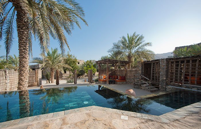 Hotel Six Senses Zighy Bay pool villa - Musandam