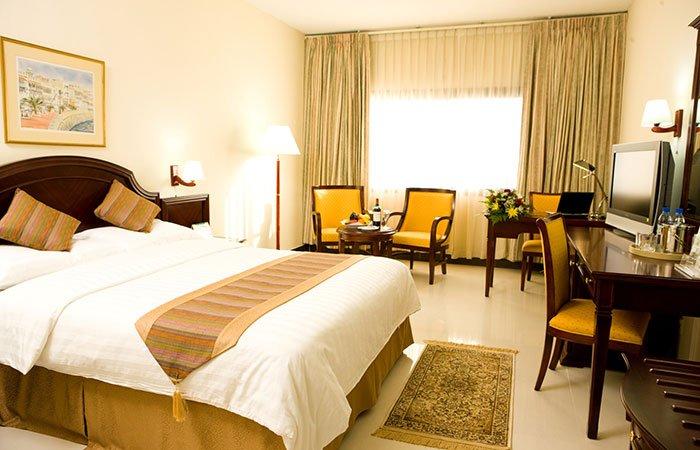 Hotel Muscat Holiday kamer - Muscat