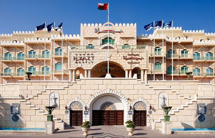 Hotel Grand Hyatt Muscat - Muscat