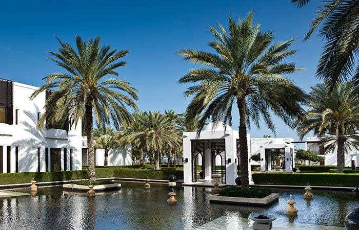 Hotel The Chedi - Muscat