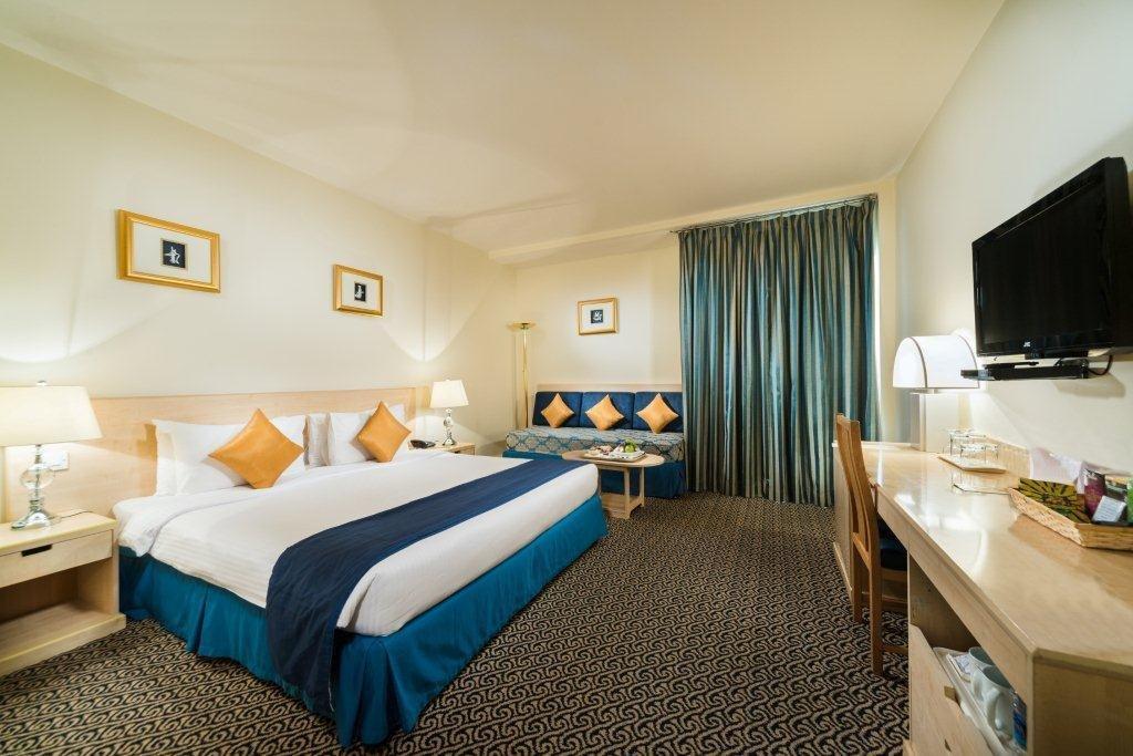Hotel Tulip Inn Downtown Muscat kamer - Muscat