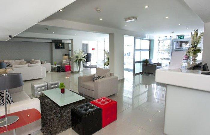 Hotel Amorgos Boutique - Larnaca