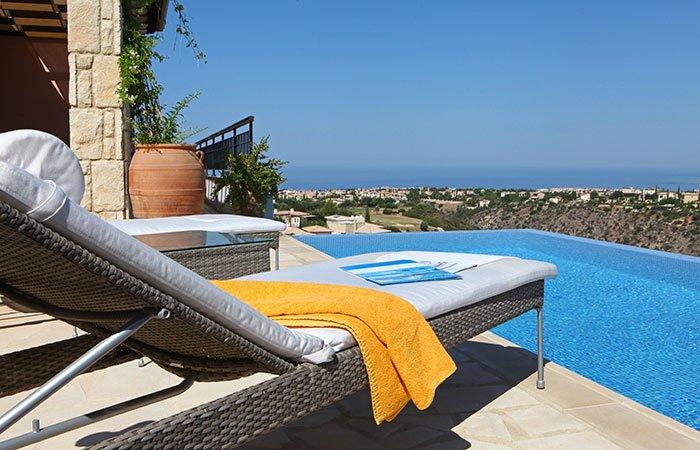 Villa's & appartementen Aphrodite Hills Resort