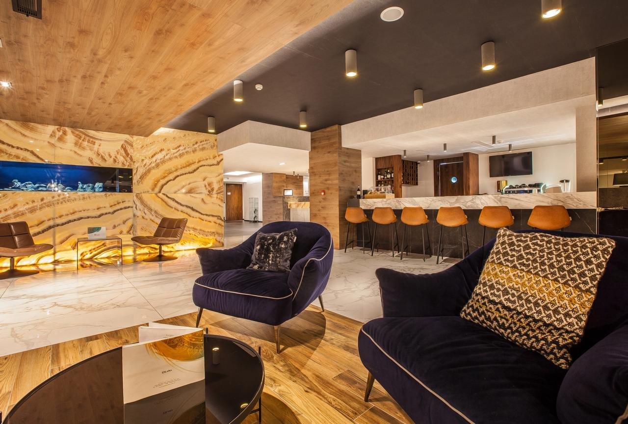 Hotel en appartementen Solana - Mellieha Bay