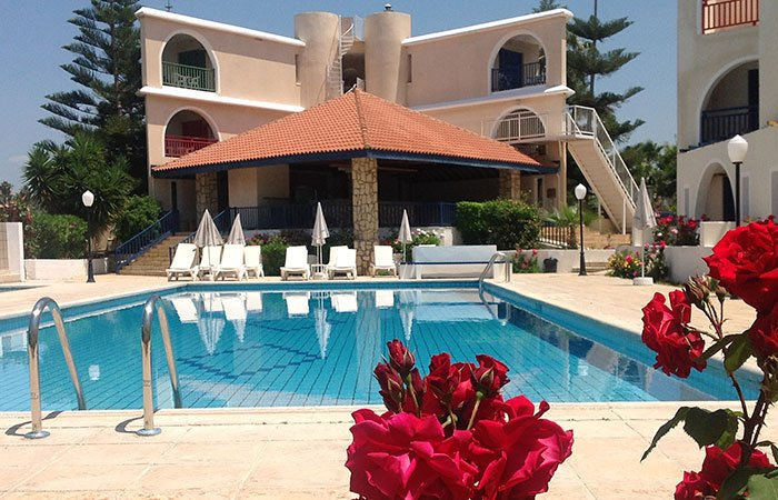 Appartementen Pandream - Paphos