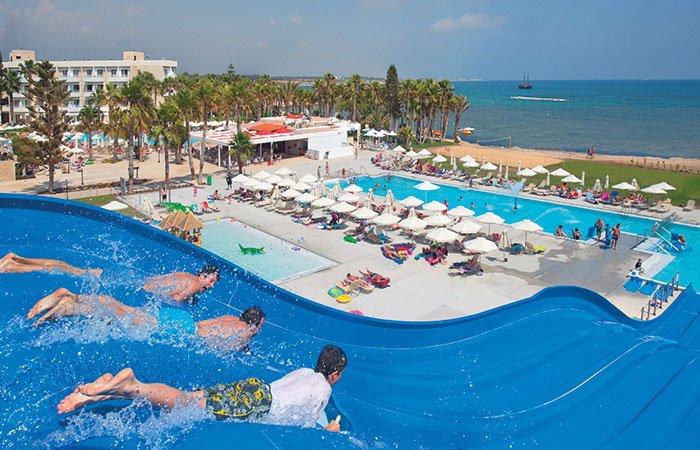 Hotel Louis Phaethon Beach - Paphos