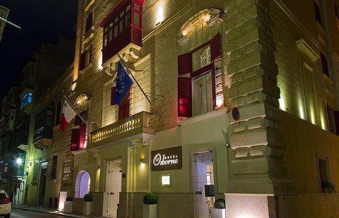 Hotel Osborne - Valletta