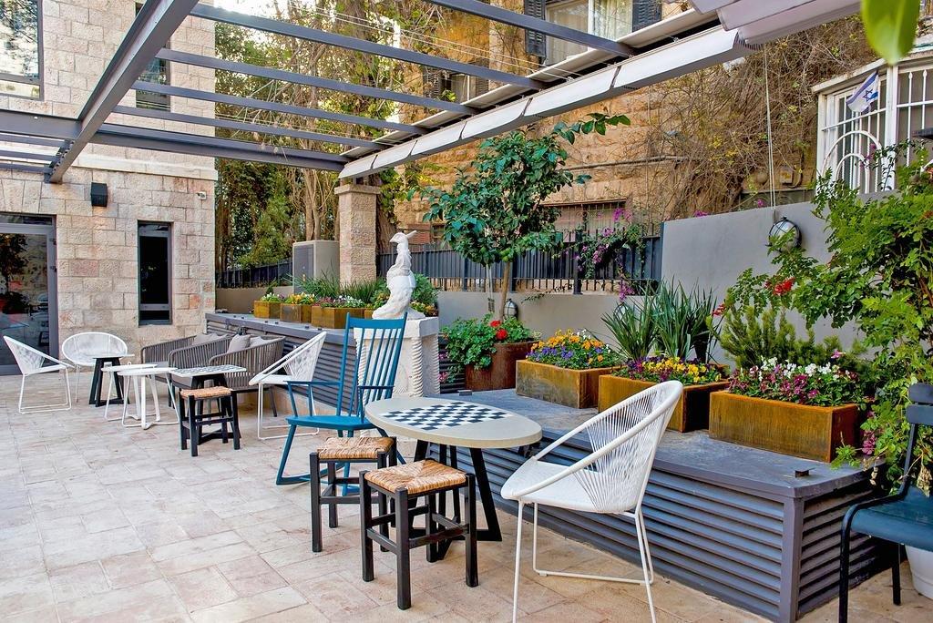 Hotel Bezalel - Jeruzalem