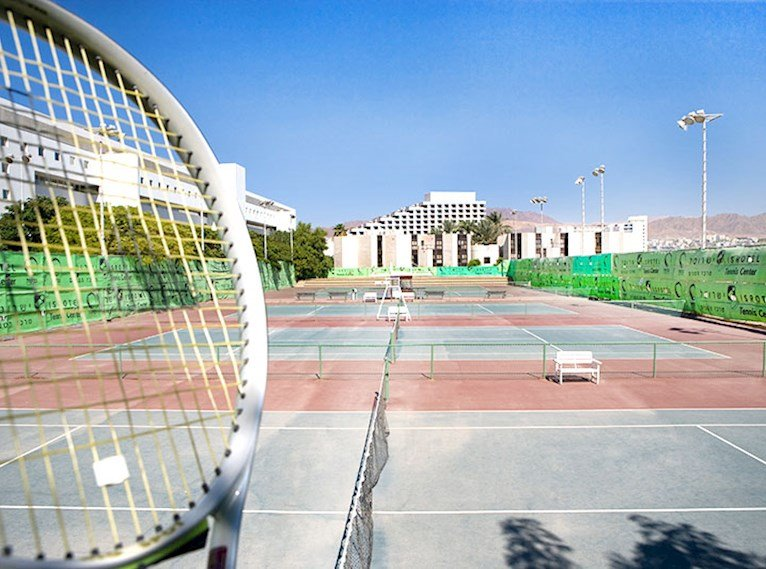 Hotel Isrotel Sport Club - Eilat