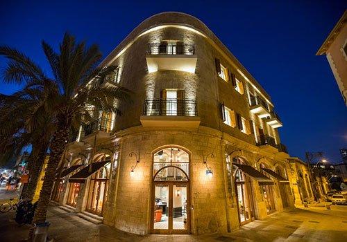 Hotel Market House - Tel Aviv