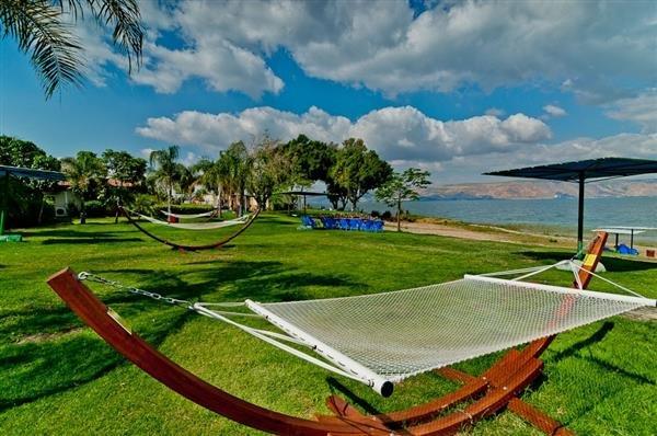 Kibboets Ein Gev Holiday Resort