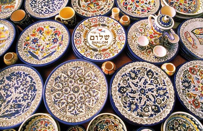 Israëlische borden