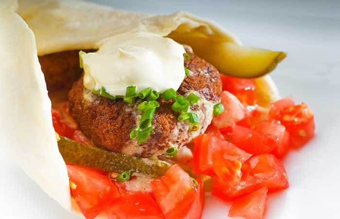 Eten Israël