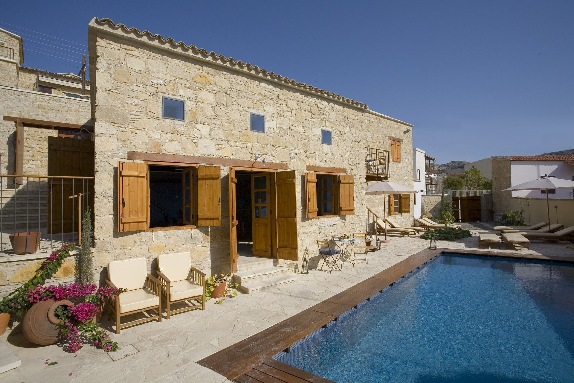 Evkarpos Country House - Cyprus - Tochni