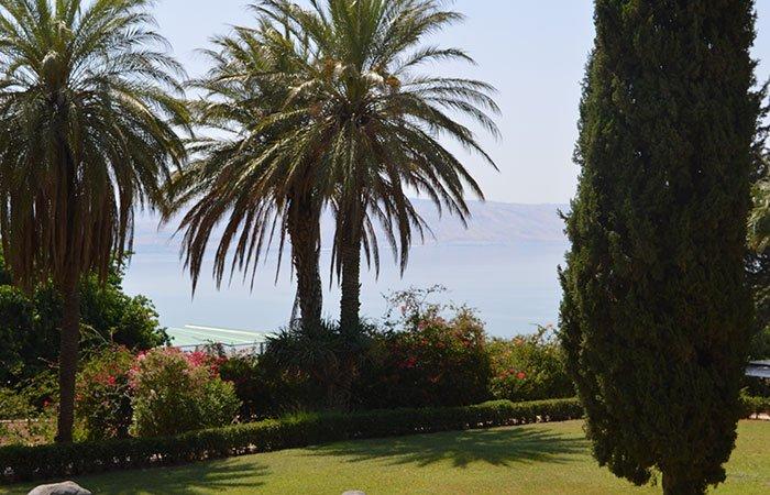 Het Meer van Tiberias - Israël