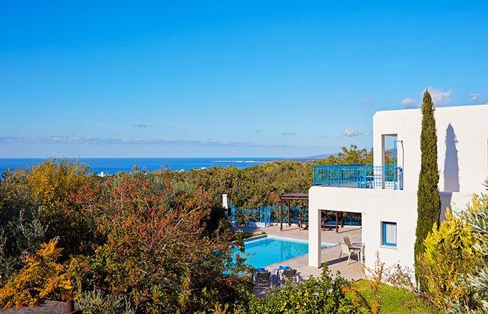 Villa's Azzurro - Coral Bay