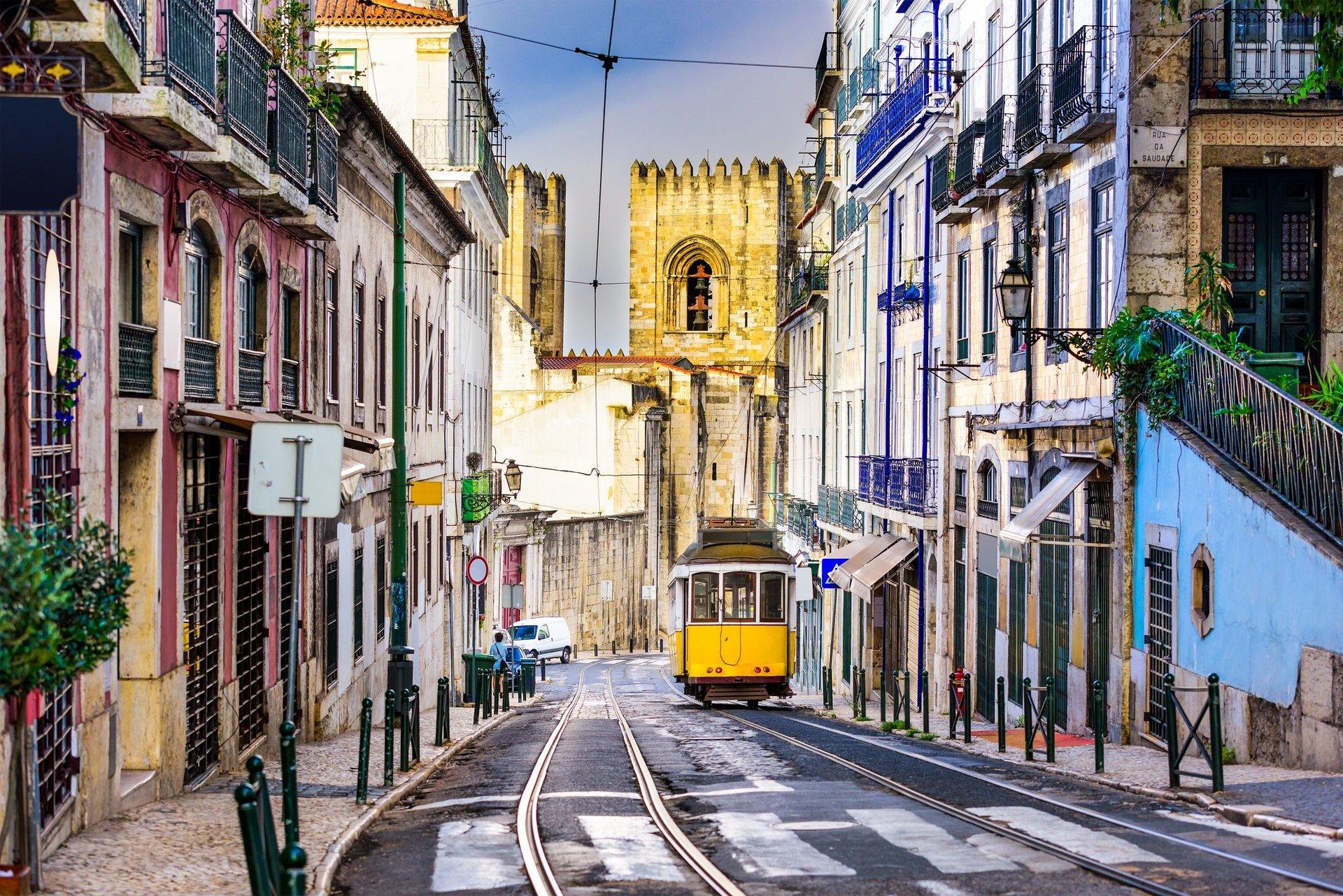 Lissabon kust - Lissabon
